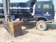 @AyazBuriro2 Maintenance work on #BeghariBund near #SukkurBarrage 4