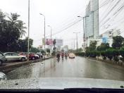 @UsamaQureshy Few clicks of #Karachi in #Rain 3
